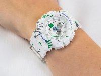 Zegarek damski sportowy Casio Baby-G BA-120SC-7AER szkło mineralne - duże 6