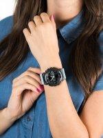 Zegarek damski sportowy Casio G-SHOCK S-Series GMA-S140-2AER S-SERIES  szkło mineralne - duże 5
