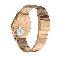 Swatch SYXG101GG damski zegarek Skin bransoleta