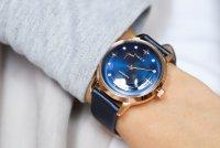 Timex TW2T86100 Celestial Opulence Celestial Automatic zegarek damski klasyczny mineralne