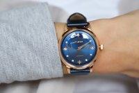 zegarek Timex TW2T86100 automatyczny damski Celestial Opulence Celestial Automatic