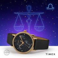 Timex TW2T87600 zegarek damski klasyczny Celestial Opulence pasek