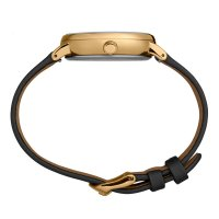 Timex TW2T87600 zegarek różowe złoto klasyczny Celestial Opulence pasek