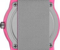 Timex TW7C79000 zegarek różowy fashion/modowy Dla dzieci pasek