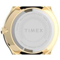 Timex TW2U21800 zegarek złoty klasyczny Easy Reader pasek