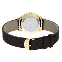 zegarek Timex TW2U21800 złoty Easy Reader