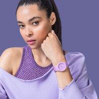 zegarek Timex TW5M17300 różowy Ironman