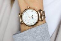 Timex TW2T89400 Model 23 Model 23 zegarek damski klasyczny mineralne