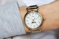zegarek Timex TW2T89400 różowe złoto Model 23