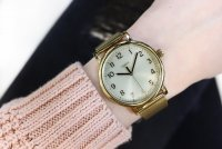 zegarek Timex T2N598 Essential Collection Originals Mesh Originals mineralne