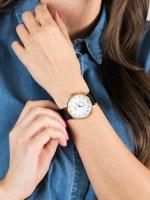 Timex TW2T75200 damski zegarek Waterbury pasek