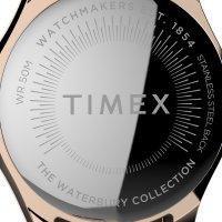 Timex TW2T86800 Waterbury The Waterbury zegarek damski klasyczny mineralne