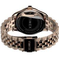 zegarek Timex TW2T86800 różowe złoto Waterbury