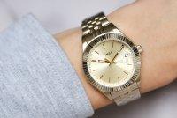 Timex TW2T86900 Waterbury The Waterbury zegarek damski klasyczny mineralne