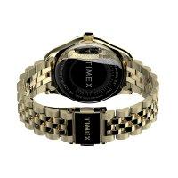 Timex TW2T87100 zegarek damski klasyczny Waterbury bransoleta