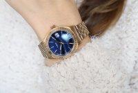 zegarek Timex TW2T87300 różowe złoto Waterbury