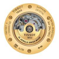 Tissot T907.007.16.031.00 zegarek damski Carson Gold