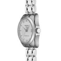 Tissot T035.207.11.031.00 zegarek srebrny klasyczny Couturier bransoleta