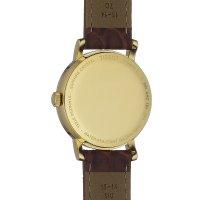 Tissot T109.210.36.031.00 zegarek złoty klasyczny Everytime pasek