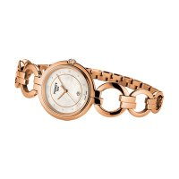 Zegarek damski Tissot  flamingo T094.210.33.116.01 - duże 2