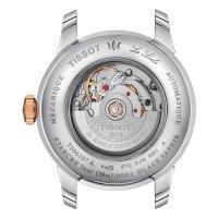 Tissot T006.207.22.036.00 zegarek srebrny klasyczny Le Locle bransoleta