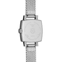 Tissot T058.109.11.036.00 zegarek srebrny elegancki Lovely bransoleta