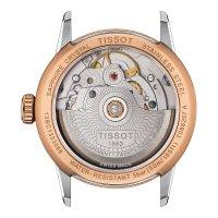 Tissot T086.207.22.116.00 damski zegarek Luxury bransoleta