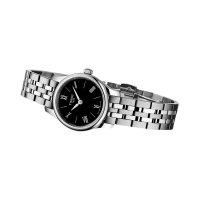 Tissot T063.009.11.058.00 zegarek srebrny elegancki Tradition bransoleta