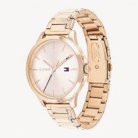 Tommy Hilfiger 1782087 zegarek różowe złoto klasyczny Damskie bransoleta