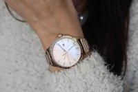 Tommy Hilfiger 1782087 Damskie klasyczny zegarek różowe złoto
