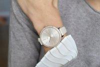 Tommy Hilfiger 1782111 Damskie klasyczny zegarek srebrny
