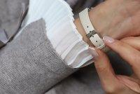 zegarek Tommy Hilfiger 1782111 srebrny Damskie