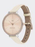 Tommy Hilfiger 1782111 zegarek srebrny klasyczny Damskie pasek