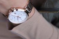 Tommy Hilfiger 1782124 zegarek różowe złoto fashion/modowy Damskie bransoleta