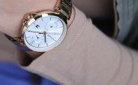 Tommy Hilfiger 1782128 zegarek złoty fashion/modowy Damskie bransoleta