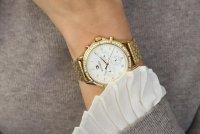 Tommy Hilfiger 1782142 zegarek złoty klasyczny Damskie bransoleta