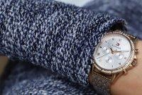 zegarek Tommy Hilfiger 1782143 różowe złoto Damskie