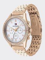 Tommy Hilfiger 1782143 zegarek różowe złoto klasyczny Damskie bransoleta