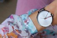 Tommy Hilfiger 1782157 zegarek srebrny klasyczny Damskie bransoleta