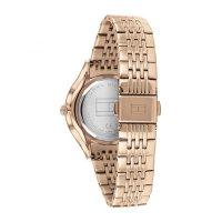 Tommy Hilfiger 1782212 zegarek różowe złoto klasyczny Damskie bransoleta