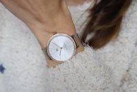Tommy Hilfiger 2770055 Damskie Zegarek Kelly w zestawie z kolczykami zegarek damski klasyczny mineralne