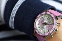 zegarek Vostok Europe VK64-515A525 Undine Chrono Undine mineralne utwardzane