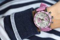 Vostok Europe VK64-515A525 zegarek damski Undine srebrny