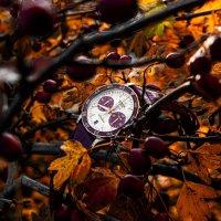 Vostok Europe VK64-515E567 Undine Chrono Undine sportowy zegarek srebrny