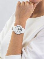 Zegarek damski z chronograf Casio Baby-G BGS-100SC-7AER STEP TRACKER - duże 5