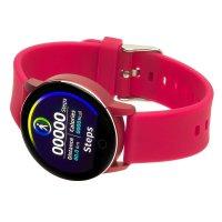 zegarek Garett 5903246286342 kwarcowy damski Damskie Smartwatch Garett Lady Bella czerwony