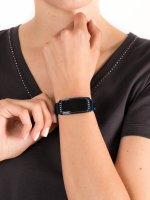 zegarek Garett 5903246287288 Smartwatch Garett Women Lucy RT niebieski damski z krokomierz Damskie