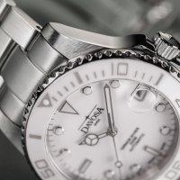 Davosa 166.195.10 zegarek srebrny klasyczny Ladies bransoleta