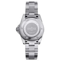 Davosa 166.195.10 TERNOS MEDIUM AUTOMATIC Ladies klasyczny zegarek srebrny