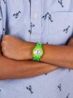 Knock Nocky CB3405004 dla dzieci zegarek Color Boom pasek